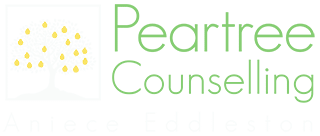 Peartree Counselling & Psychotherapy logo, company logo, about, contact